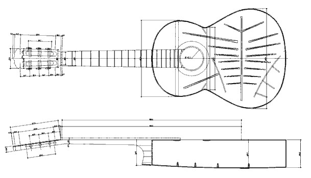 classical guitar plan